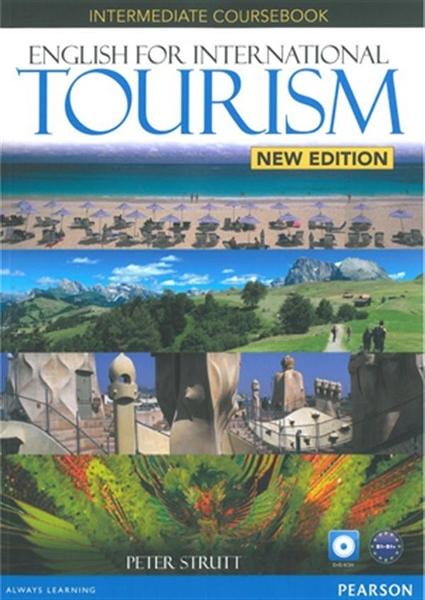 (二手書)English for International Tourism 2/e(Intermediate)(with DVD)