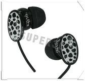 新竹~超人3C ~耐嘉KINYO EMP 55  密閉式耳機~耳塞式線長125 公分矽膠