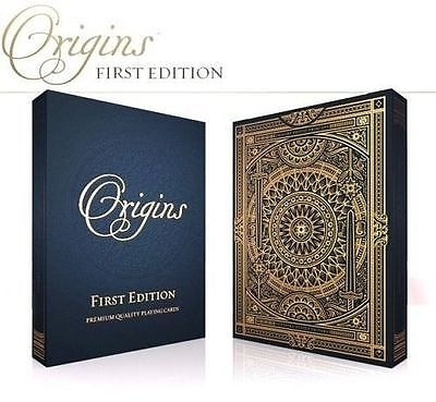 【USPCC 撲克】Origins - First Edition decks