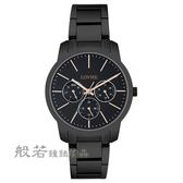 LOVME 個性簡約時尚腕錶-IP黑