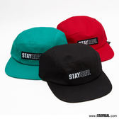 STAYREAL 本色五分割帽