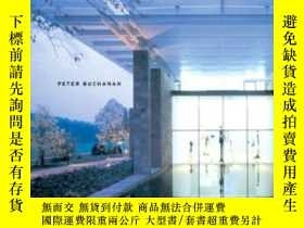 二手書博民逛書店Ten罕見Shades Of GreenY256260 Peter Buchanan Architectura