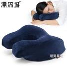 午睡枕記憶棉趴睡枕辦公室午休枕頭學生睡覺神器靠枕趴趴枕