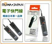 ROWA MINI 快門線【RS-60E3】適用 SX60 EOS 30 35 700D 70D G1X G10 G11 G12 Kiss X2 XS SX50 HS G15