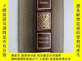 二手書博民逛書店英文原版罕見奧斯卡王爾德短篇小說THE SHORT OF STO