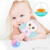 嬰兒玩具0-1歲手搖鈴音樂節奏棒新生兒童男女寶寶3-6-12個月7益智 交換禮物
