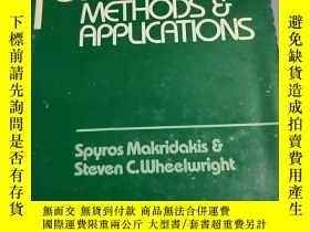 二手書博民逛書店FORECASTING罕見METHODS AND APPLICATIONS(預測方法及應用)Y232162 S