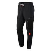 Nike AS M Kyrie Fleece Pant 男 黑 刷毛 針織 運動 休閒 長褲 CK6664-010