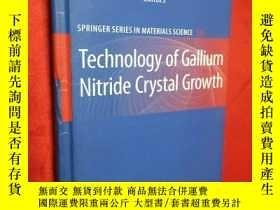 二手書博民逛書店Technology罕見of Gallium Nitride C
