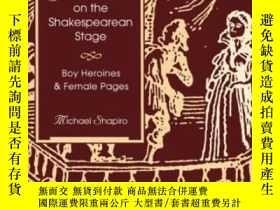 二手書博民逛書店Gender罕見In Play On The Shakespearean StageY256260 Shapi