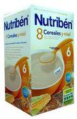 【TwinS伯澄】Nutriben貝康-8種穀類麥精600g【清倉超低價】效期2019/04