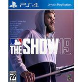 [哈GAME族]免運費 PS4 美國職棒大聯盟 19 亞版 英文版 一般版 MLB THE SHOW 19 3/26發售預定