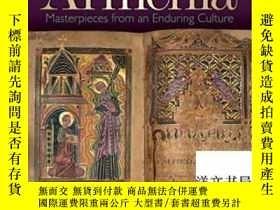 二手書博民逛書店【罕見】Armenia Masterpieces from an Enduring Culture; 2016年出