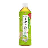 【免運直送】光泉冷泡茶-冷翠綠茶585ml(24瓶/箱) 【合迷雅好物超級商城】 -02