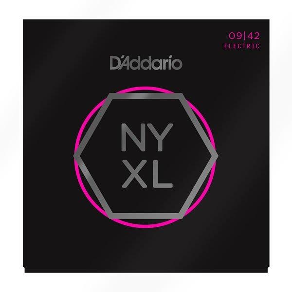 唐尼樂器︵美國製公司貨 Daddario NYXL0942 (09-42) Nickel Wound 電吉他套弦