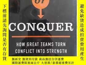 二手書博民逛書店Divide罕見or Conquer : How Great T