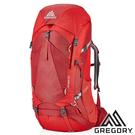 【美國 GREGORY】AMBER 登山背包 55L『火鶴紅』G126869 (專為女性設計) 登山|露營|後背包