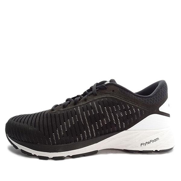 Asics Dynaflyte 2 男款黑色慢跑鞋-NO.T7D0N-9001