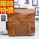 男女皮革後背包雙肩包自信實用-魅力新款風靡日系韓國包包3色61w5【巴黎精品】