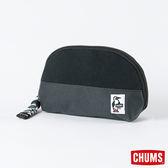 CHUMS 日本 SxN 隨身收納包 化妝包 黑/炭黑 CH600692K018