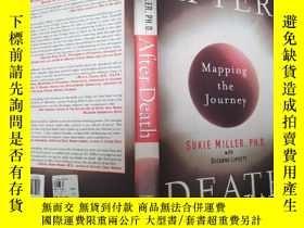 二手書博民逛書店after罕見death mapping the journeyY26321 sukie miller