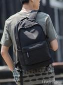 雙肩包男士背包潮牌旅行包休閒包時尚潮流初中高中大學生書包