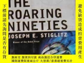 二手書博民逛書店英文原版罕見《 The Roaring Nineties 》 J