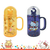 Hello Kitty 凱蒂貓/小熊維尼旅行盥洗套裝組合 水杯 牙刷 旅行組洗漱用品 日本進口正版 419638
