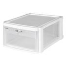 【奇奇文具】樹德 PC-2410 玲瓏收納盒(白色)