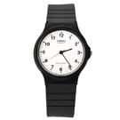 CASIO卡西歐經典基本款手錶 黑白配色中性款腕錶 輕巧設計【NE1604】原廠公司貨