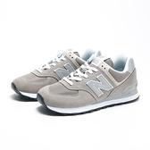 NEW BALANCE 休閒鞋 574 灰 復古 麂皮 運動 慢跑 男女 (布魯克林) ML574EGG