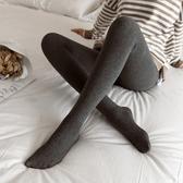 【GZ84】美腿神器 大碼女裝 精梳棉連褲襪日系踩腳外穿胖妹打底褲