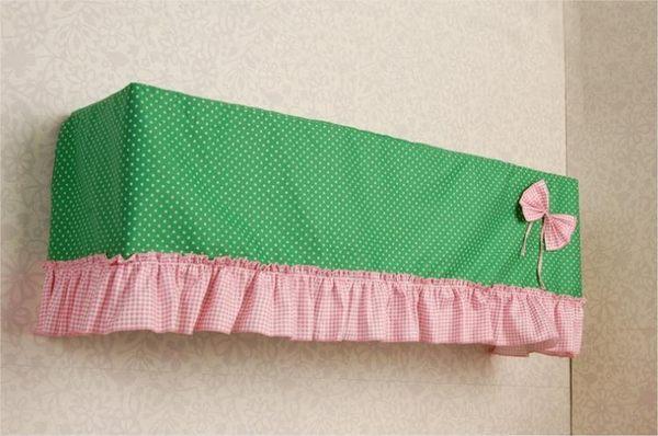 [超豐國際]棉布 全包空調防塵罩掛式空調蓋巾空調罩半包空調套