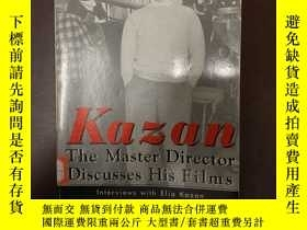 二手書博民逛書店Kazan罕見The Master Director Discu
