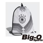 【★2018世足賽指定商品★】我挺德國隊 ADIDAS 愛迪達 DFB GYMBAG 束口袋 CF4939