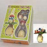 仿木質 TOTORO 龍貓堆疊場景組 可遊戲自行改變場景喔 日本帶回 正版 益智