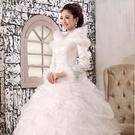 婚紗禮服 結婚-高雅創意原創新娘伴娘晚宴服2色53b20【時尚巴黎】