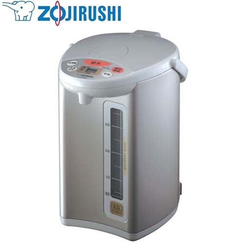 象印 Zojirushi 4L 微電腦電動熱水瓶 CD-WBF40