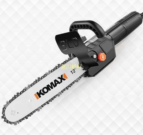 科麥斯角磨機改裝電鏈鋸木工多功能磨光機家用小型手持電鋸伐木鋸 快速出貨