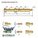 ◤大洋國際電子◢ 探針 PH-4H (10PCS/包) IC板測試 電機 電工