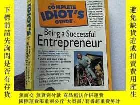 二手書博民逛書店The罕見Complete Idiots Guide to Be