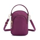 新款手機袋子布袋便攜放手機包的女包斜挎包裝迷你手提小包包 韓美e站