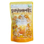 韓國 Toms 太妃堅果拿鐵杏仁果 190g 【庫奇小舖】