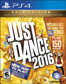 PS4 舞力全開 2016 黃金版(美版代購)