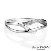 PERKINS 伯金仕 Anne系列 0.04克拉鑽石戒指