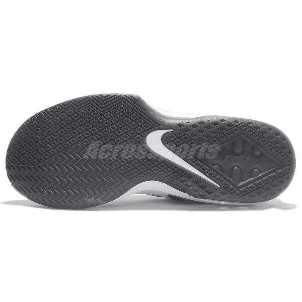 【六折特賣】Nike 籃球鞋 Air Max Infuriate Low 灰 黑 白底 運動鞋 氣墊 男鞋【PUMP306】 852457-002
