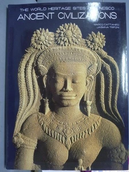 【書寶二手書T6/建築_QEW】ANCIENT CIVILIZATIONS_Marco Cattaneo