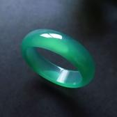 純天然瑪瑙戒指紅玉髓戒子水晶白黃黑綠瑪瑙男女情侶款賭神指環