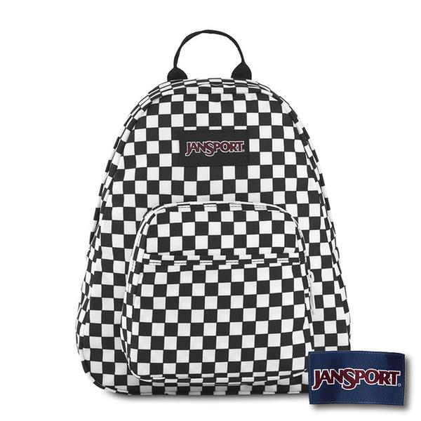 【JANSPORT】HALF PINT 系列小款後背包 -棋盤格(JS-43907)