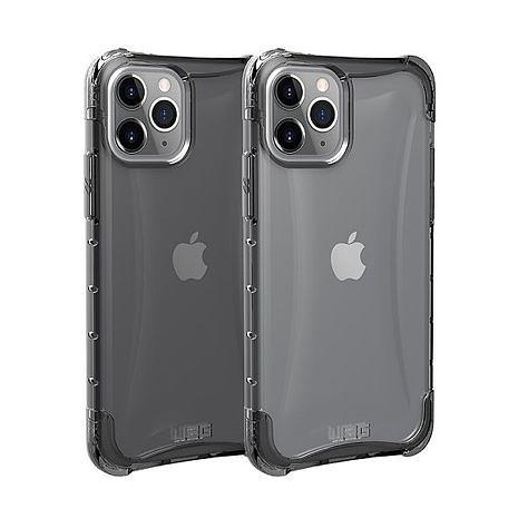 UAG iPhone 11 Pro Max (6.5吋) UAG耐衝擊全透式保護殼-透明